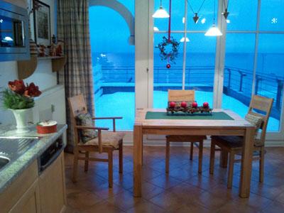 Essecke Ferienwohnung