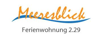 Ferienwohnung Hausmeeresblick Logo für Mobilgeräte